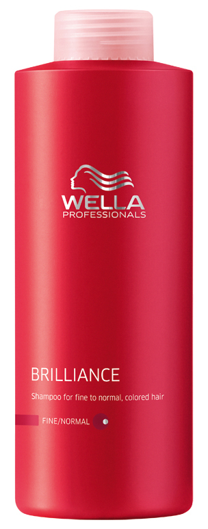 WELLA Shampoo BRILLIANCE Colorati GROSSI 250 Ml. Prodotti per capelli