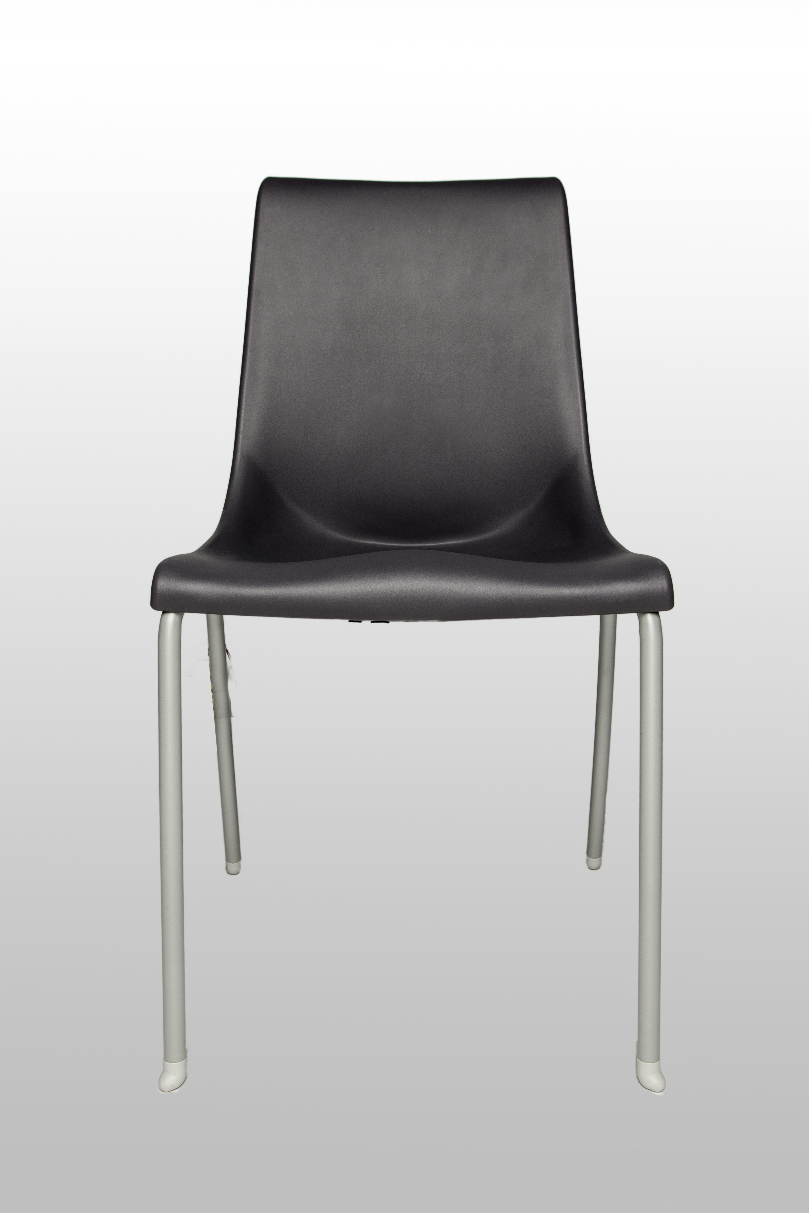 Image Is Loading BONALDO 4 Set Hydra Chairs Grey Charcoal Made