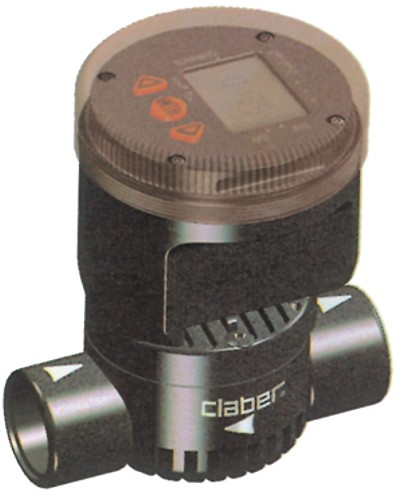 """Solenoid Programmable F 1 \""""Claber 90895 Gardening I water"""