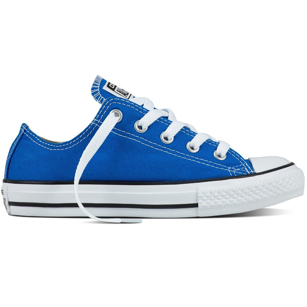 Chuck Blu Taylor Scarpe Canvas Star Converse Seasonal All Jr qxtwznS8I
